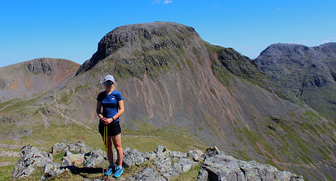 Guided Walking on Great Gable