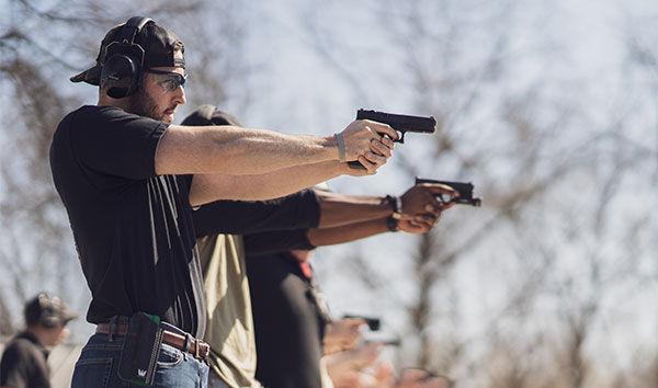 Concealed Gunfighter and Urban Trauma