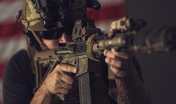 Fighting Rifle 1