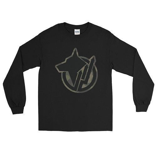 Peacemaker K9 Long Sleeve Tee - Black