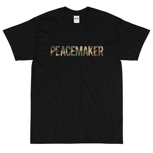 Peacemaker Woodland Tee - Black