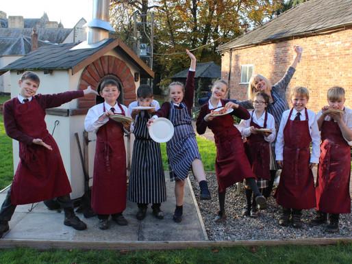 Bredon School showcases unique facilities for Outdoor Classroom Day