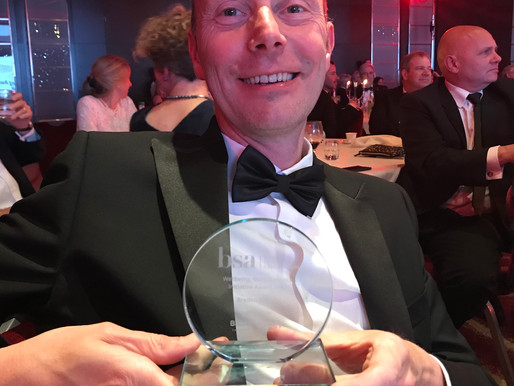 Bredon wins national Wellbeing Award