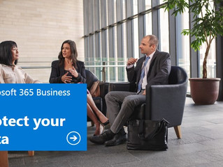 Computer Age can Safeguard your data with Microsoft 365 Business