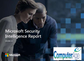 Microsoft Security Intelligence Report: Volume 23
