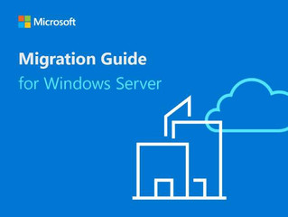 Migration guide for Windows Server