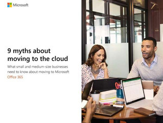 9 Myths About Moving to the Cloud
