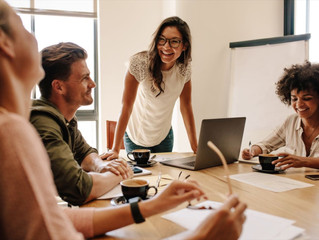 6 Trends Shaping a Future for People in the Workplace