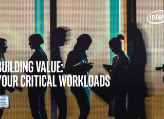 Building Value: Your Critical Workloads