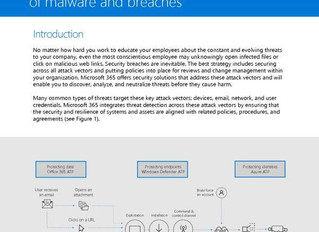 Discover threats quickly, remediate immediately, and mitigate the impact of malware and breaches
