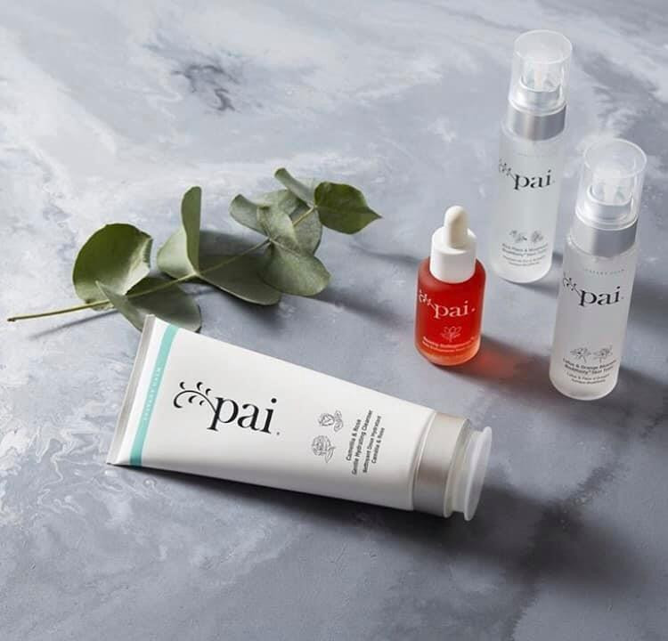 Pai Skincare - the vegan, cruelty free solution for sensitive skin!