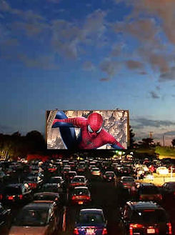 drive-in theater ticketing