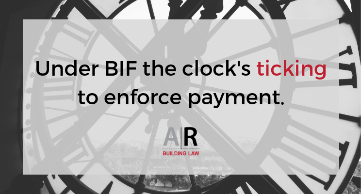 Subcontractors and trade contractors - have you received a payment schedule, have you received payment, what will you do about it, clock's ticking to enforce payment - www.subbiesgetpaid.com.au - call us 07 3128 0120 or email subcontractors@arbuildinglaw.com.au - www.subcontractors.arbuildinglaw.com.au