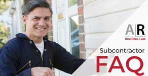 What's the licensing ramifications if I don't send a payment schedule? Subcontractor FAQ