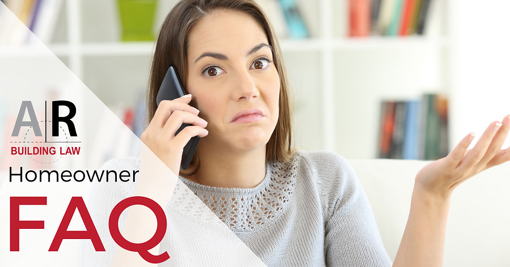 Homeowners - I am unable to visit the site during the build. Should I get someone to check on the site for me? - Call us on 07 3128 0120 or email at homeowners@arbuildinglaw.com.au - www.homeowners.arbuildinglaw.com.au