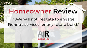 Home building contract reviews save you money