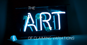 The Art of Claiming Variations. An article written by Aitchison Reid Building and Construction Lawyers, published Oct 2019.