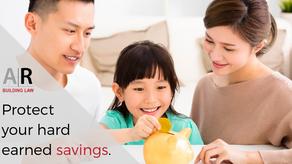 Protect your hard earned savings