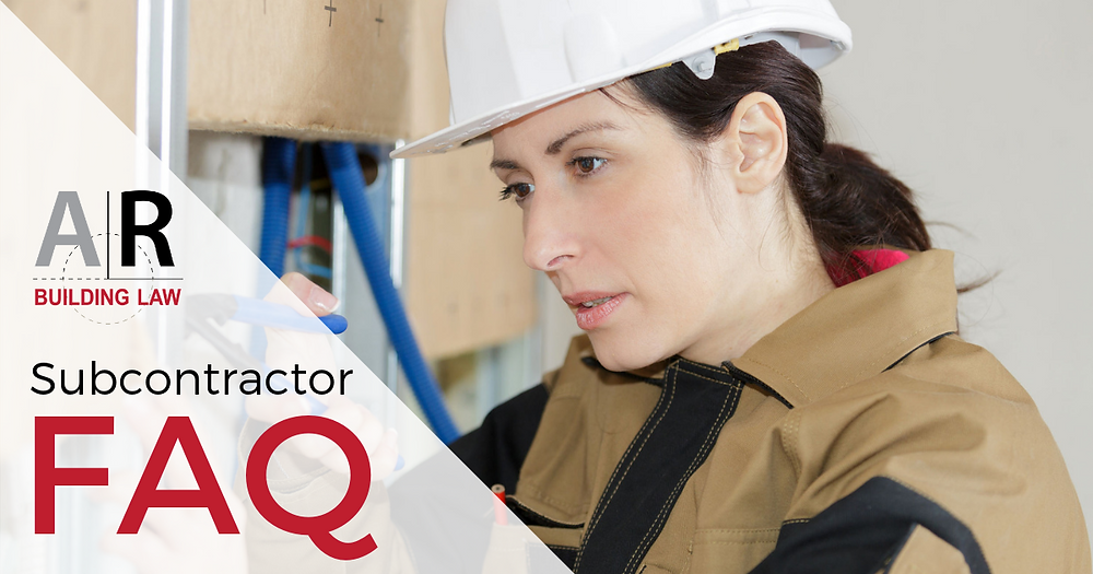 Subbies and Tradies | As a subbie or tradie, do I need a contract if I enter a commercial contract over 10000 dollars, written contract, QBCC Act, QBCC penalties - call us on 07 3128 0120 or email at subcontractors@arbuildinglaw.com.au - www.subcontractors.arbuildinglaw.com.au