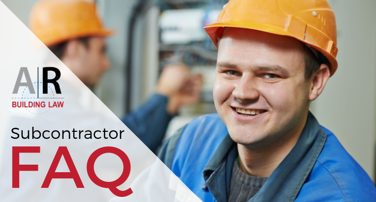 Subcontractor FAQ - Under the BIF Act, is every invoice I receive now a payment claim?
