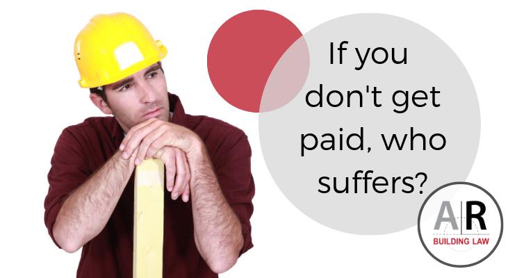 Subbies and tradies - cashflow, balance sheet, get paid, bif act, online course, guide to getting paid, subbie lawyer, security of payment - www.subbiesgetpaid.com.au - www.subcontractors.arbuildinglaw.com.au