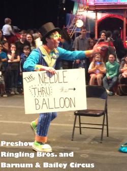 Needle Thru Balloon