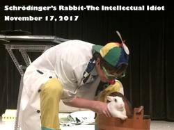 Schrodinger's Rabbit Production
