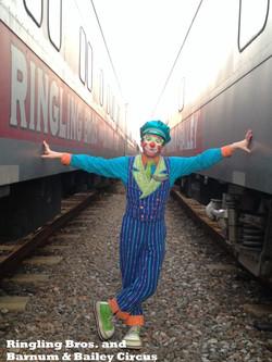 Ringling Train