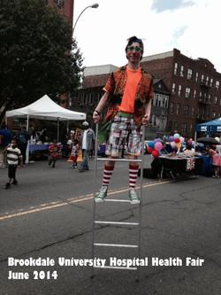 Ladder Walking