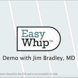 Demo with Jim Bradley, MD