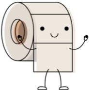 Toilet paper caper                                     @Hedreich