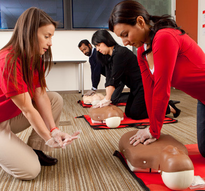 Advanta Safety Cardiac First Responder Training