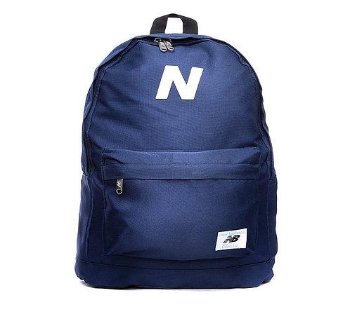 New balance classic blue. Синий рюкзак унисекс.