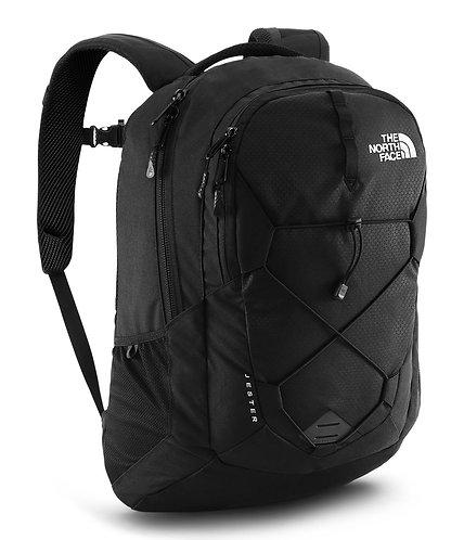The North Face Jester Backpack Tnf Black. Унисекс рюкзак. Черный для города и природы рюкзак.