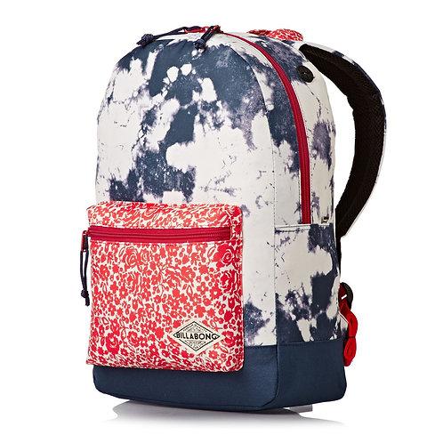 Рюкзак Billabong светло-красный цвет не дорого женский