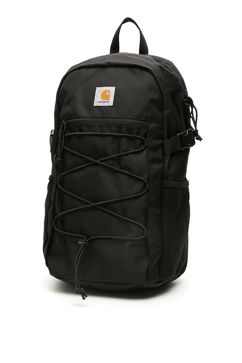 CARHARTT DELTA BACKPACK-CORDURA BLACK Черный крепкий рюкзак cordura