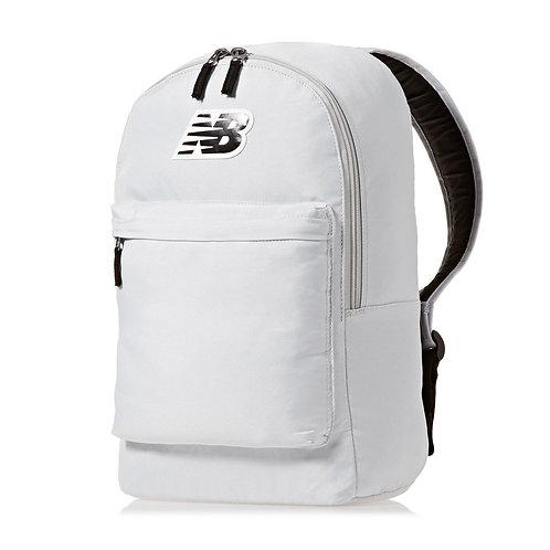 New Balance Pelham Classic Backpack - Microchip Светло-серый унисекс рюкзачок
