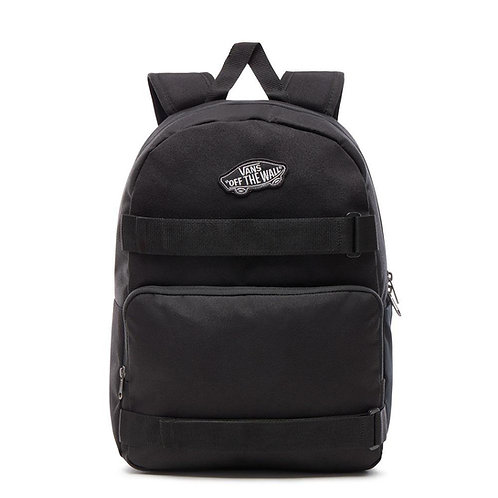 Vans OTW Skatepack Black Молодежный рюкзак для прогулок на скейте.