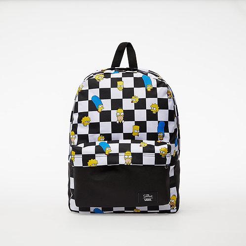 THE SIMPSONS X VANS OLD SKOOL III BACKPACK Унисекс рюкзак известного бренда США