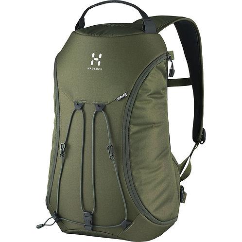 Haglofs Corker Medium Deep Woods Новинка 2018-2019! Унисекс прочный Шведский рюкзак из инновационных материалов