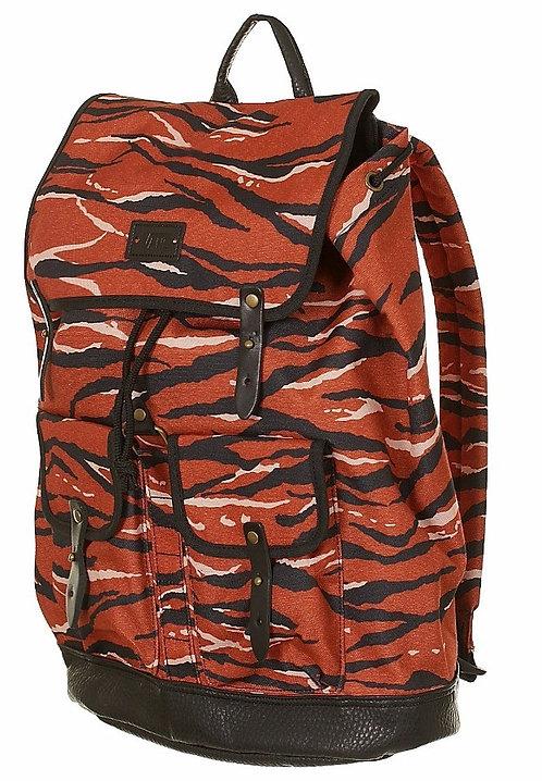 Vans Gramercy Ketchup-Женский красный рюкзак с пропиткой