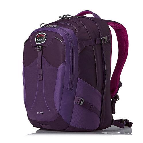 Фиолетовый рюкзак для повседневной носки. не дорого.