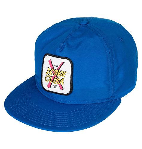 FAKE WEALTH M HATS DC Blue Мужская синия легкая кепка
