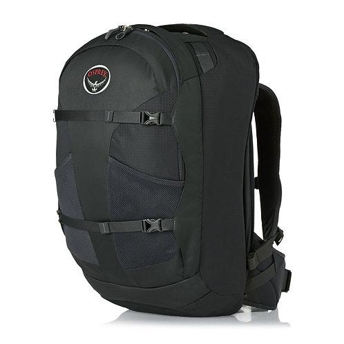 Osprey Farpoint 40 Luggage - Volcanic Grey Вулканически-серый рюкзак унисекс.