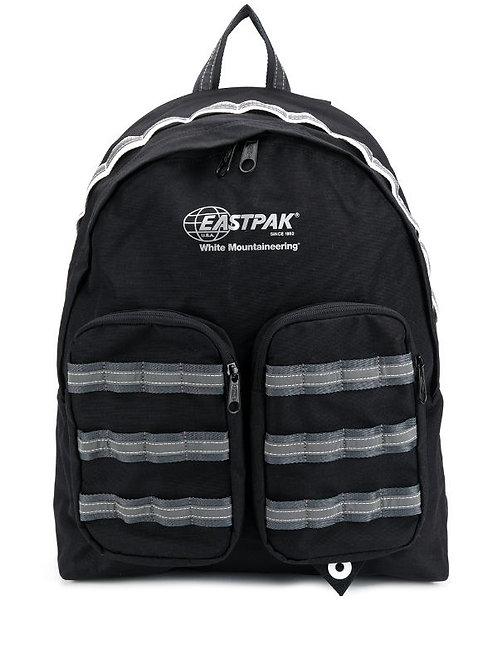 Eastpak x White Mountaineering Doubl'r  SPECIAL EDITION Backpack Черный прочный мужской рюкзак