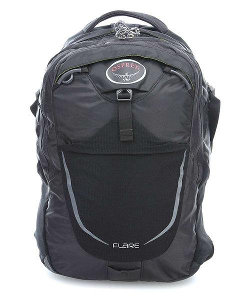 Osprey Flare 22 L Black-Черный компактный мужской рюкзак