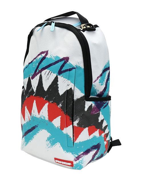 SPRAYGROUND Dixie Shark Limited Edition Backpack  Unisex Модный молодежный рюкзак бренда США