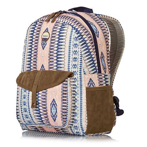 Женский рюкзак ROXY красивый уличный рюкзак для девочек,Принт-Карибский Рюкзак - Рокки.