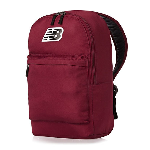 New Balance Backpacks - New Balance Pelham Classic Backpack - Mercury Red-Красный рюкзак-унисекс