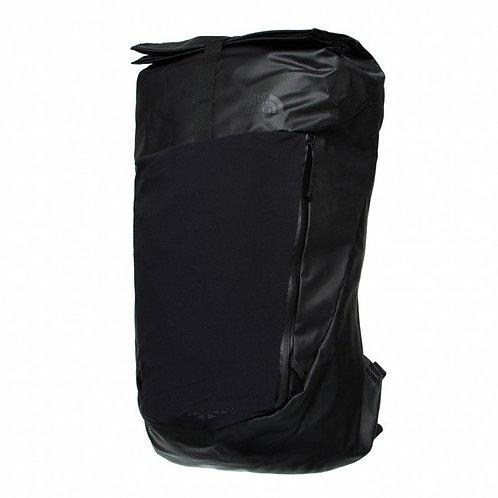 Черный мужской непромокаемый рюкзак The North Face Peckham TNF Black 27L